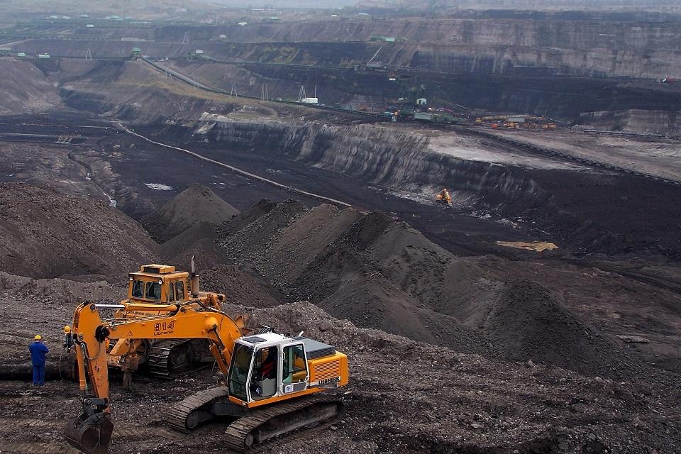 Kopalnia węgla brunatnego wTurowie